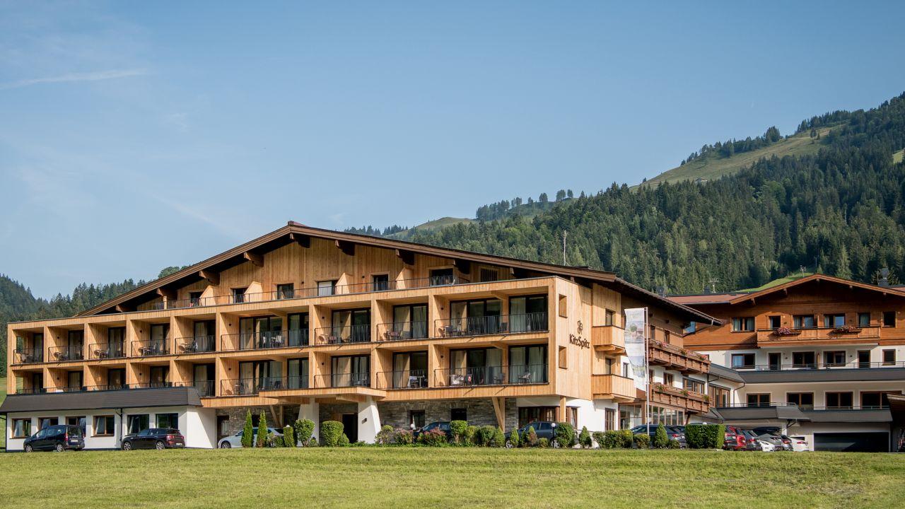 St Jakob Hotel Kitzspitz