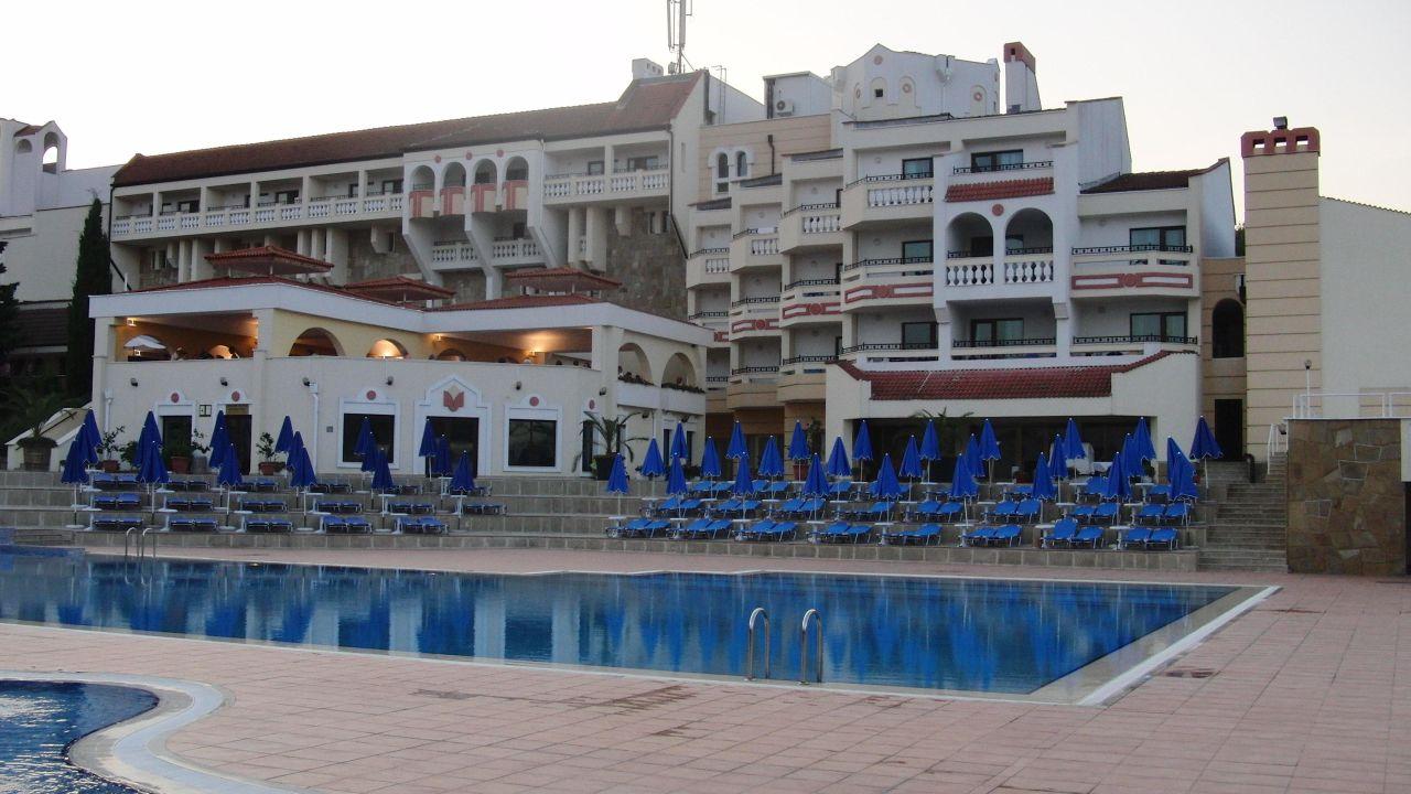 Duni Royal Pelican Resort Sozopol Holidaycheck Bulgarien Suden
