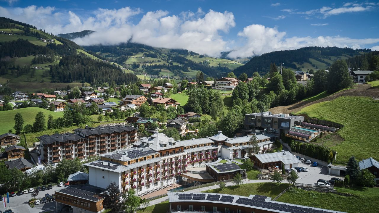 Grafenberg Resort: Urlaub in Wagrain