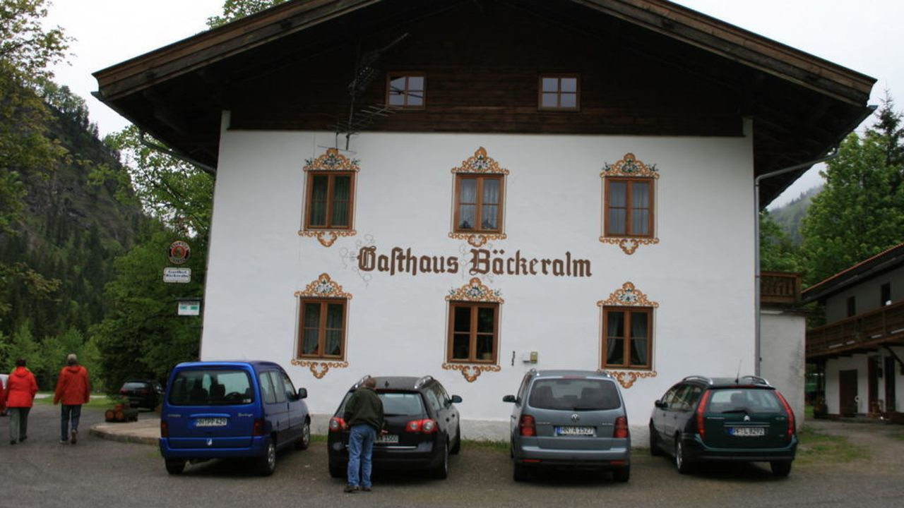 gasthof b ckeralm bayrischzell holidaycheck bayern deutschland. Black Bedroom Furniture Sets. Home Design Ideas