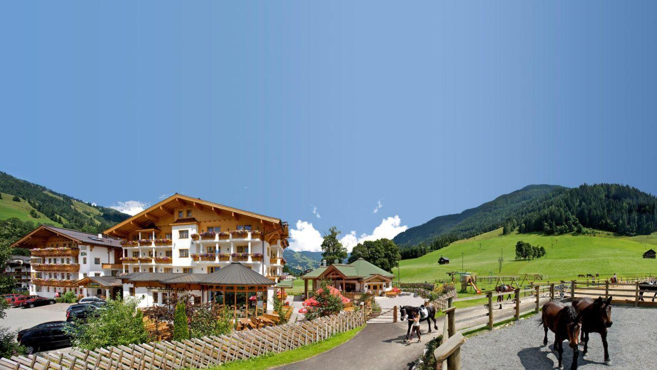 Hotel Oberschwarzach Schwarzacherweg Hinterglemm Osterreich
