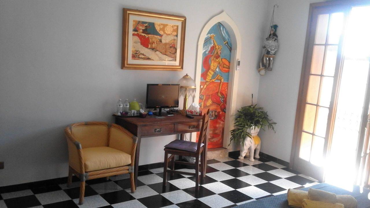 Salvone s house b b giardini naxos u holidaycheck sizilien