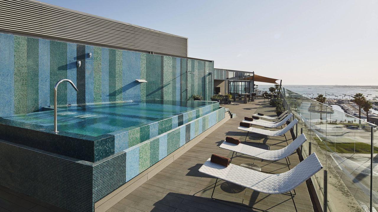 Hotel Faro Faro Holidaycheck Algarve Portugal