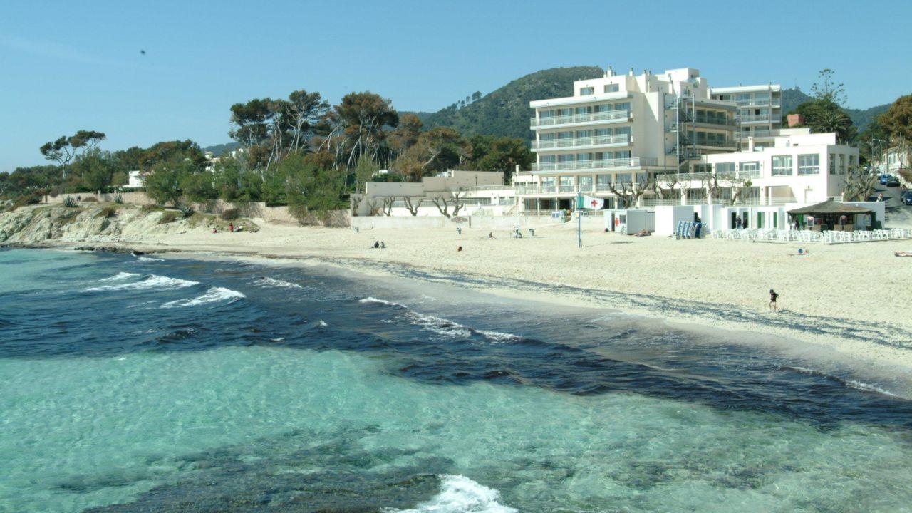 Hotel Na Forana Playa Spanien Mallorca Cala Ratjada