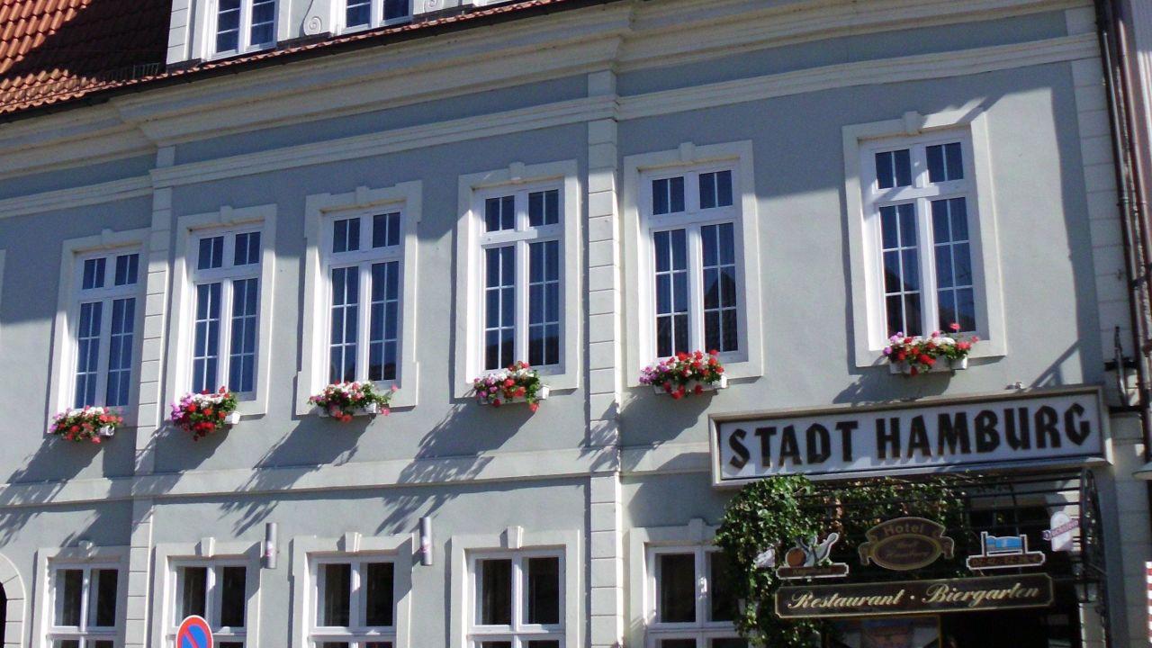 Hotel Stadt Hamburg Grabow