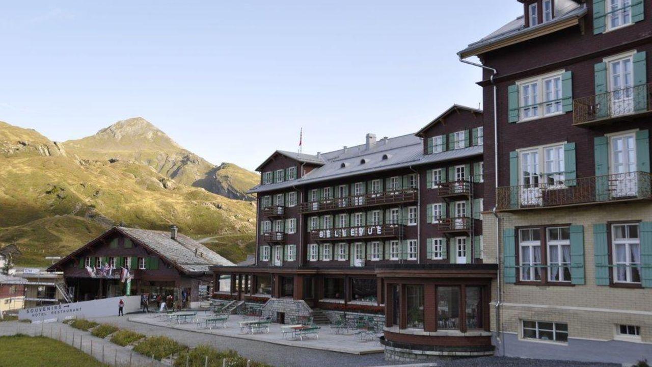hotel bellevue des alpes kleine scheidegg holidaycheck kanton bern schweiz. Black Bedroom Furniture Sets. Home Design Ideas