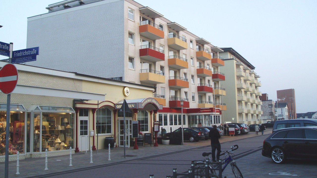 hotel d nenburg gemeinde sylt sylt holidaycheck. Black Bedroom Furniture Sets. Home Design Ideas