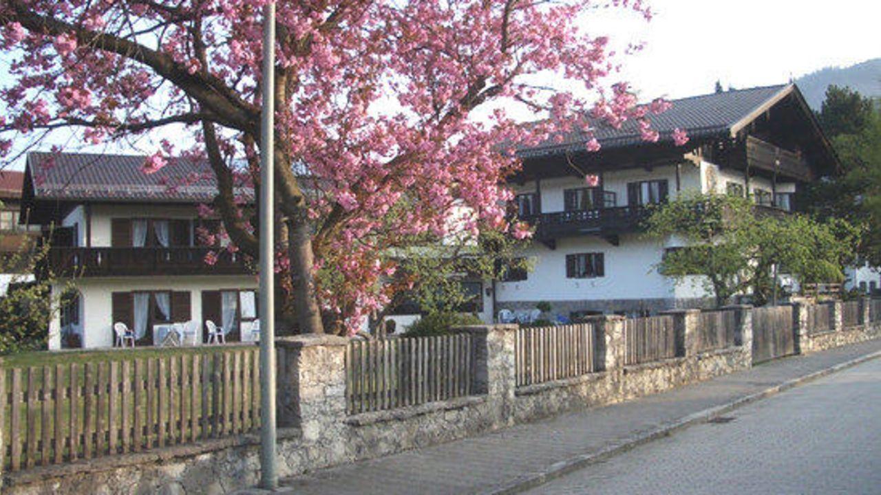 Gästehaus Zufriedenheit in Garmisch Partenkirchen