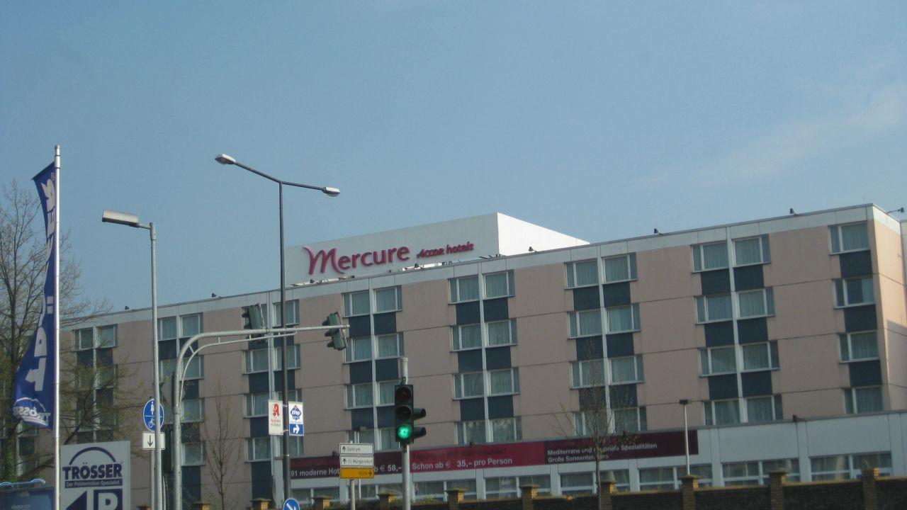Mercure Koln West Hotel