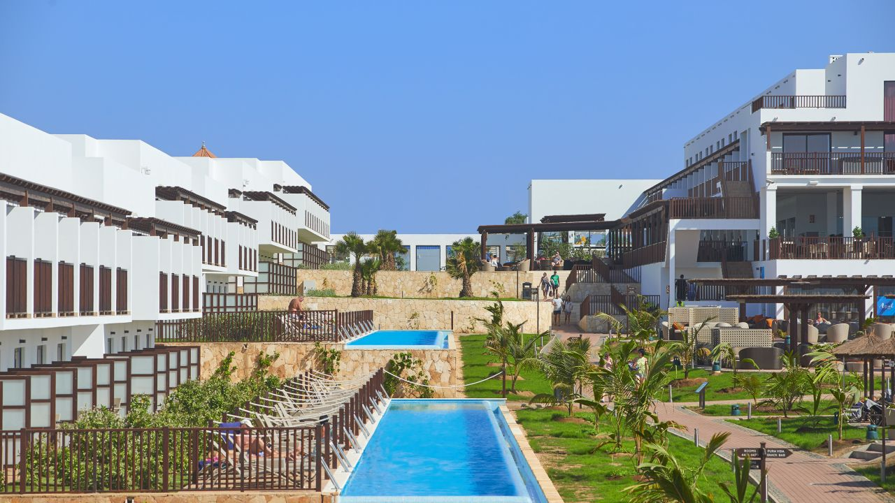 Cap Vert Hotel Melia Dunas Beach Resort Spa