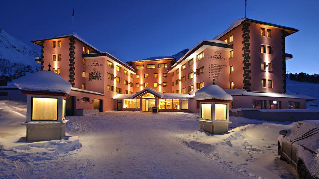 Hotel Alpenrose Bewertung