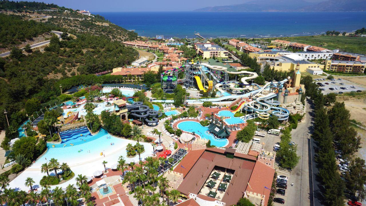 Das Aqua Fantasy Aquapark ist ein 5* Hotel und kann jetzt ab 354€ gebucht werden