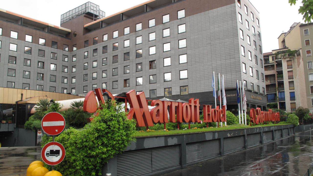 Milan Marriott Hotel (Mailand) • HolidayCheck (Lombardei | Italien)