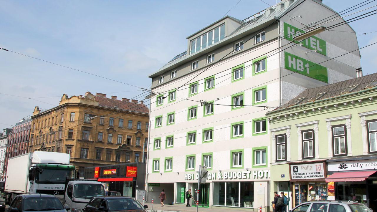 Hotel hb1 sch nbrunn budget design wien holidaycheck for Budget design hotel