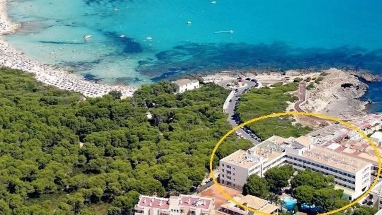Cala Ratjada Hotel Spa S Entrador Playa