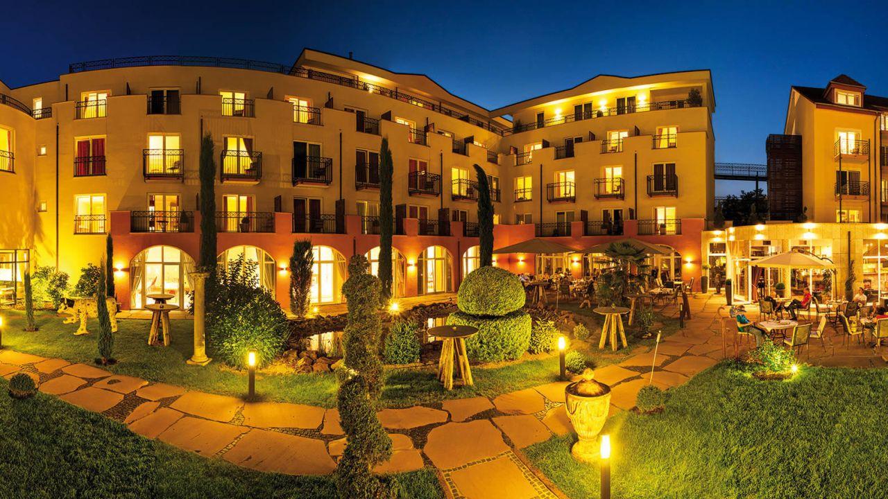 Hotel Leimen Villa Toskana