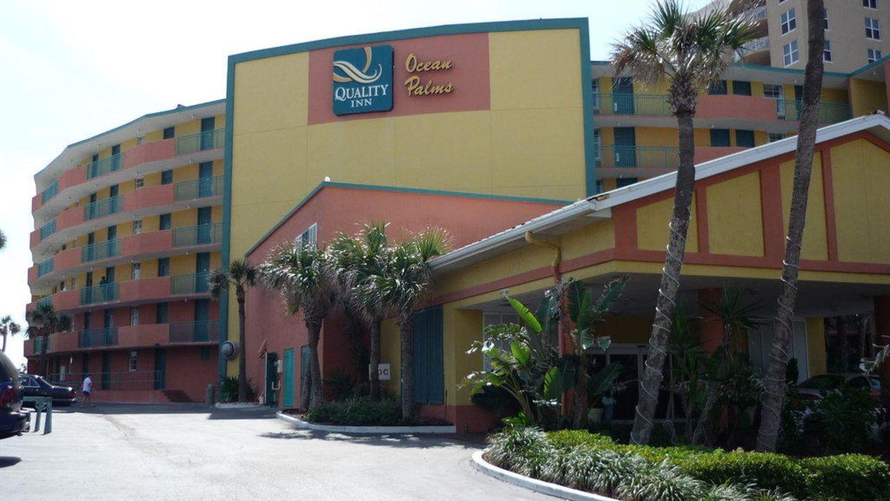 South Atlantic Avenue Daytona Beach Shores Florida  Usa