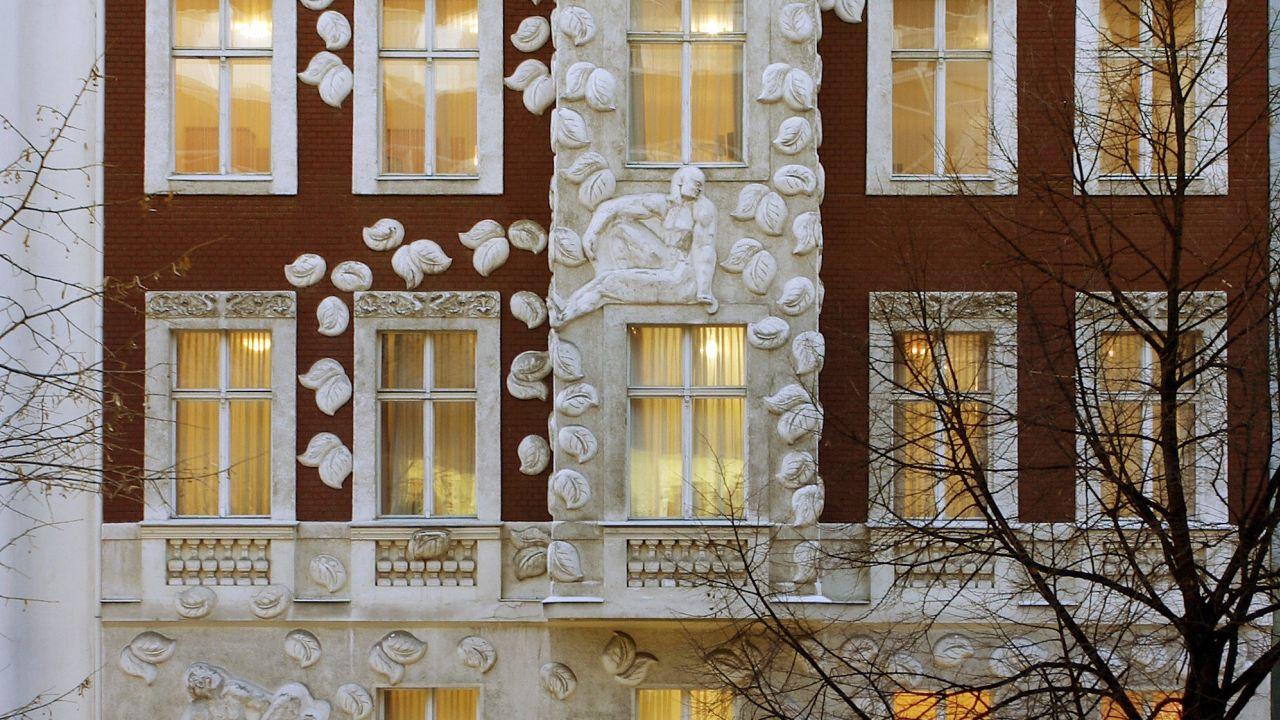 Hotel Air In Berlin Ansbacher Str