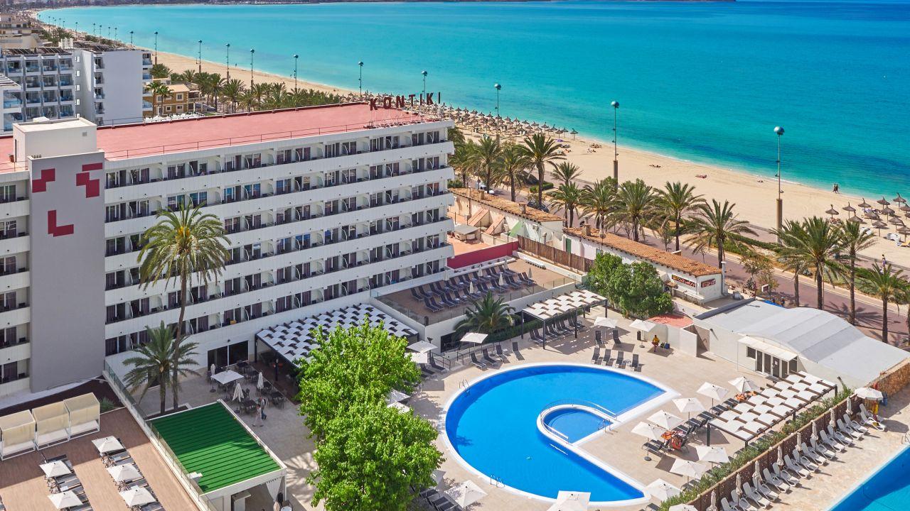 Hotel Riviera Playa Palma Mallorca