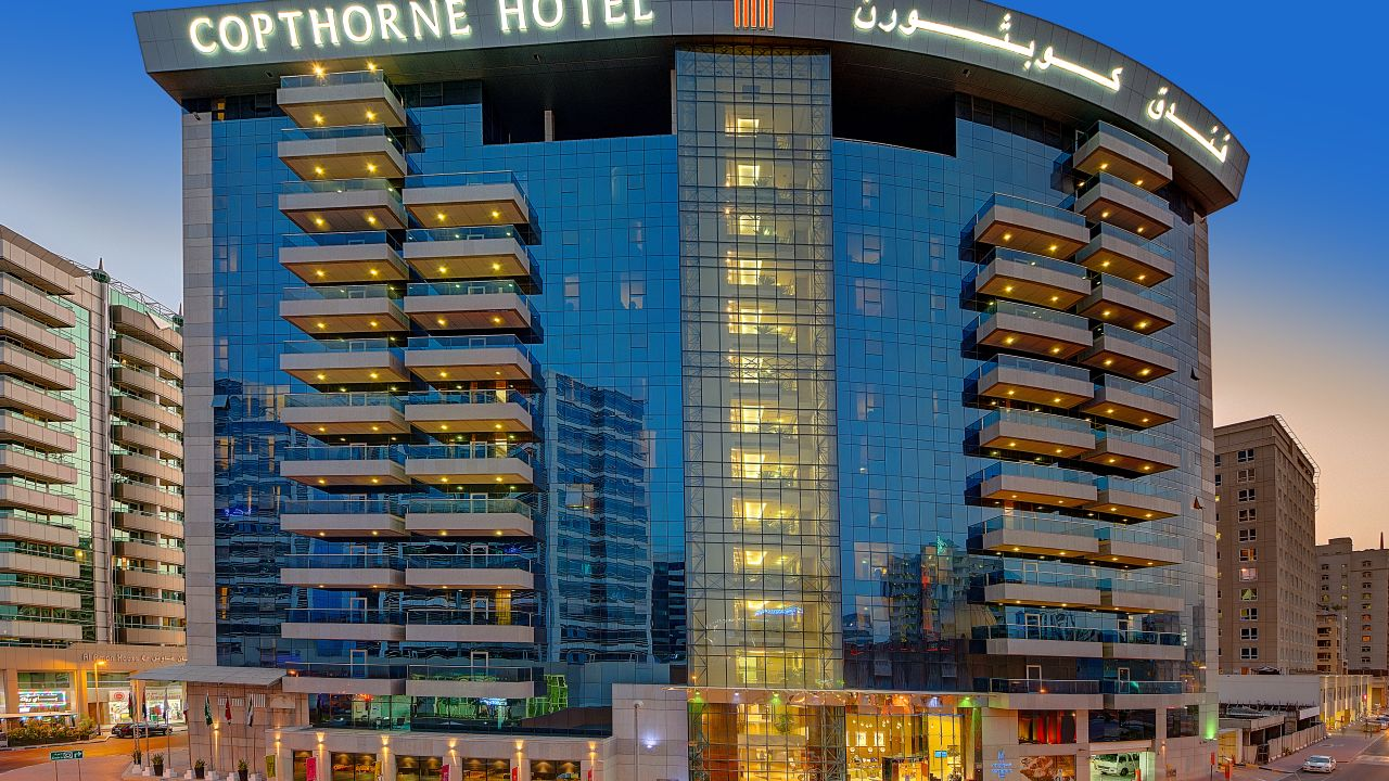 Copthorne hotel dubai in dubai holidaycheck dubai for 4 star hotels in dubai