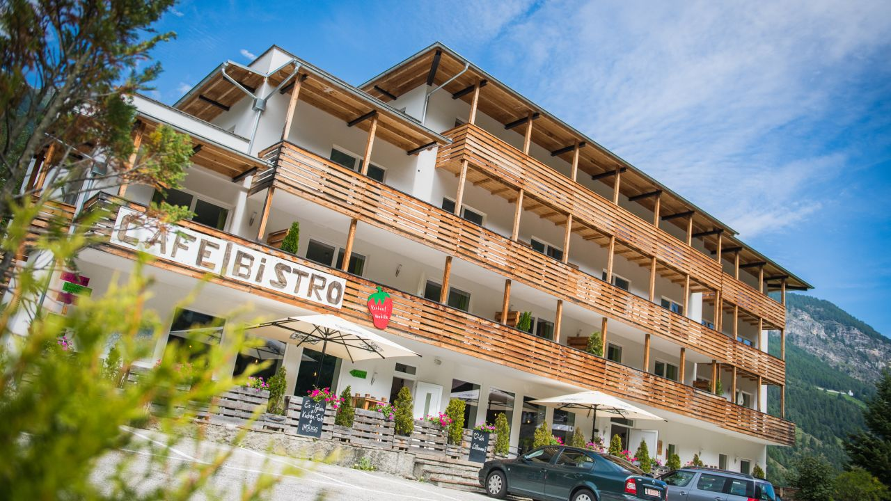 Hotel Residence Martell Mountains Martell Holidaycheck Sudtirol