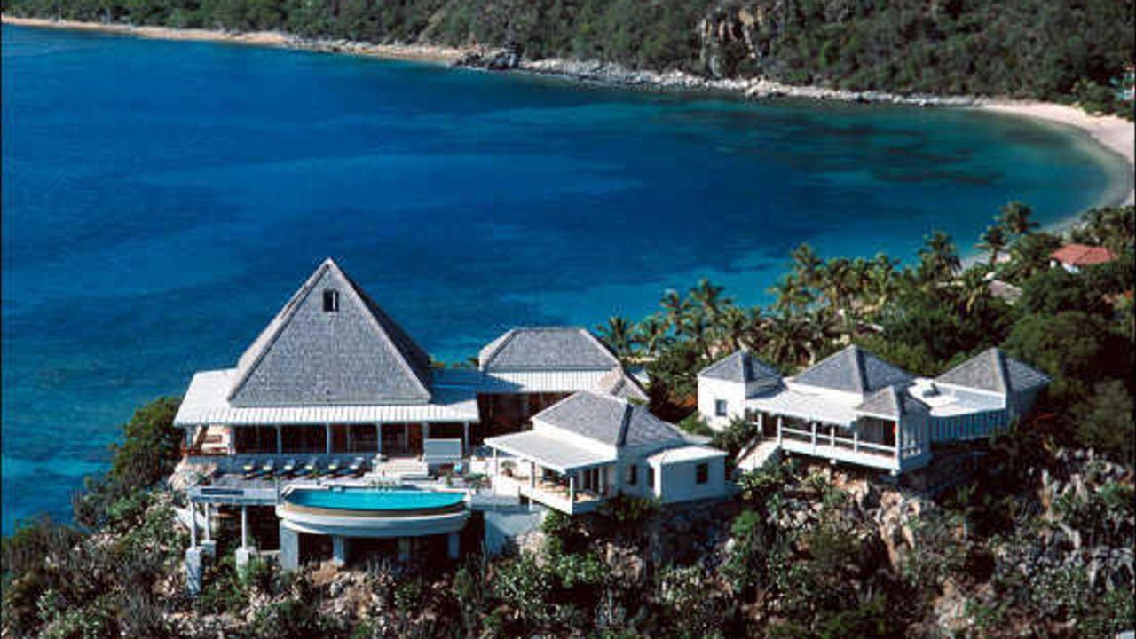 Katitche point greathouse virgin gorda british virgin islands
