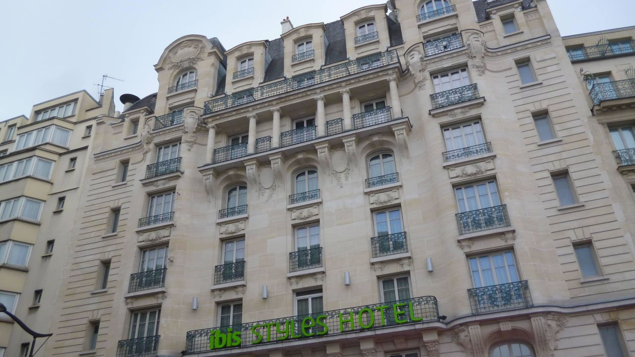 Hotel Ibis Paris Gare Du Nord Tgv Paris Frankreich