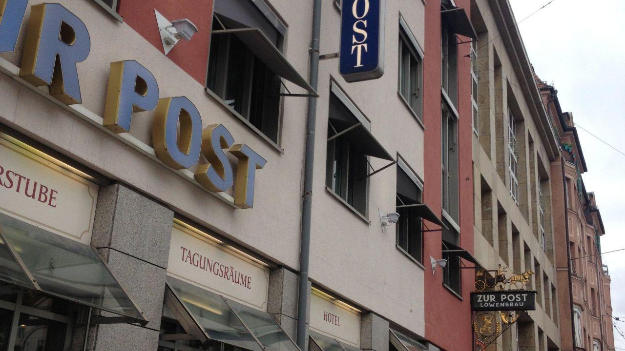 Hotel Gasthof Zur Post Pasing Holidaycheck Bayern Deutschland