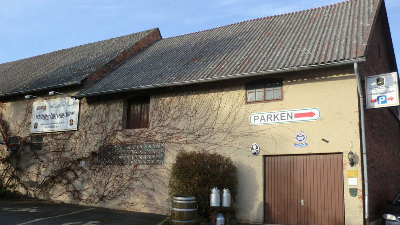 Landhotel Lechstedter Obstweinschänke (Bad Salzdetfurth ...