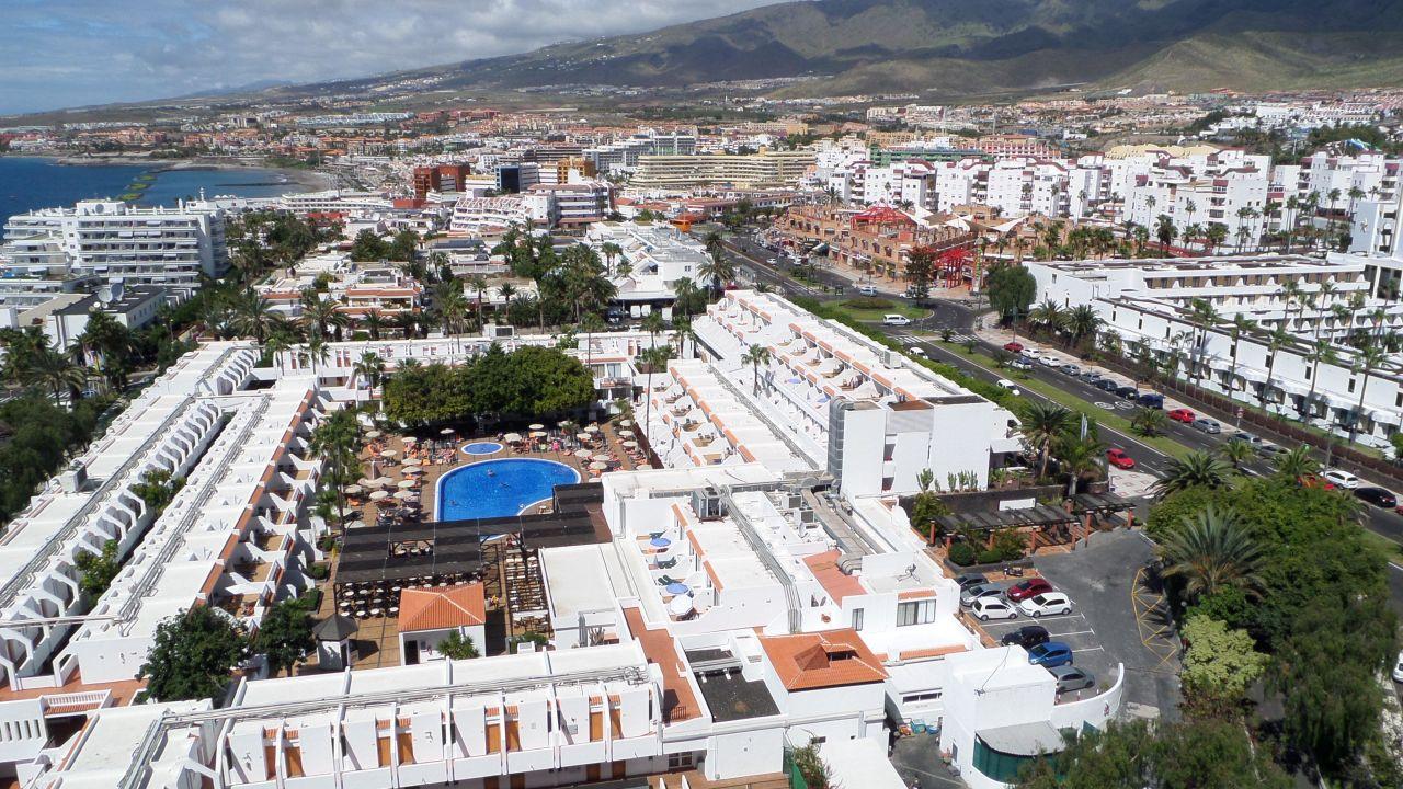 Allsun Hotel Los Hibiscos Costa Adeje Holidaycheck Teneriffa
