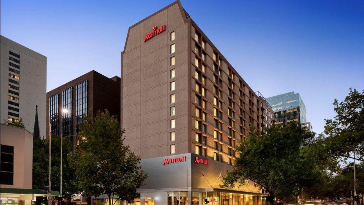Marriott Melbourne Hotel (Melbourne) • HolidayCheck (Victoria ...