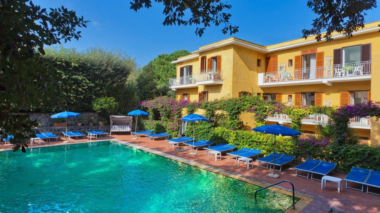 Hotel Cleopatra Ischia Bewertung