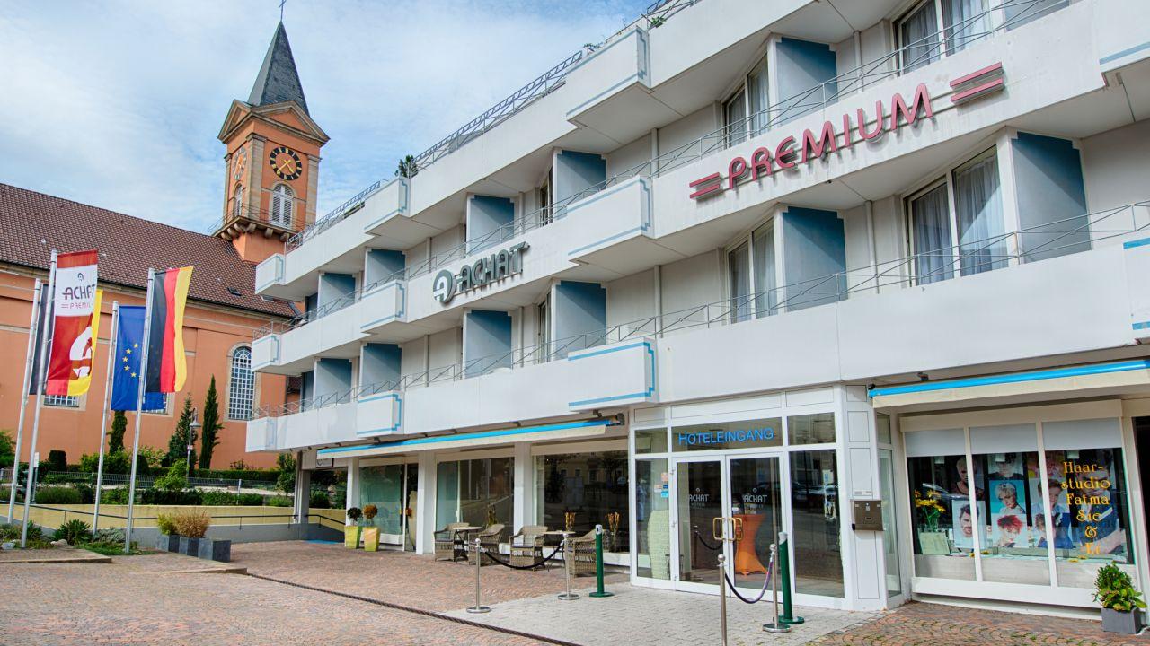 Hotelbewertungen Achat Premium Bad Durkheim In Bad Durkheim