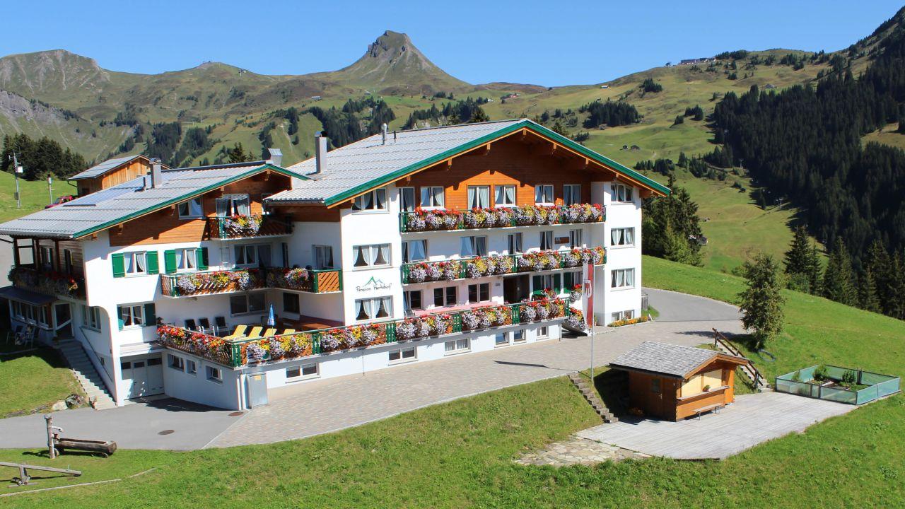 Hotel Pension Hertehof Damuls Holidaycheck Vorarlberg Osterreich