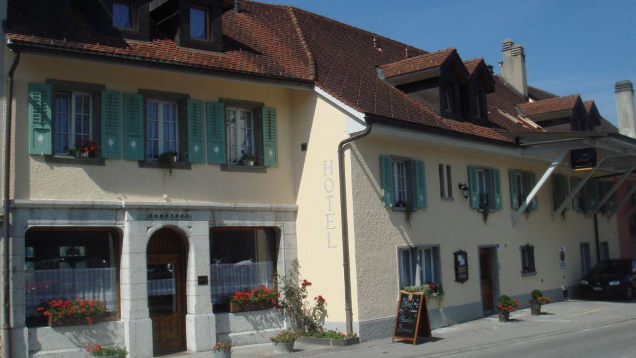 Hotel Broc\'aulit (Broc) • HolidayCheck (Kanton Freiburg ...
