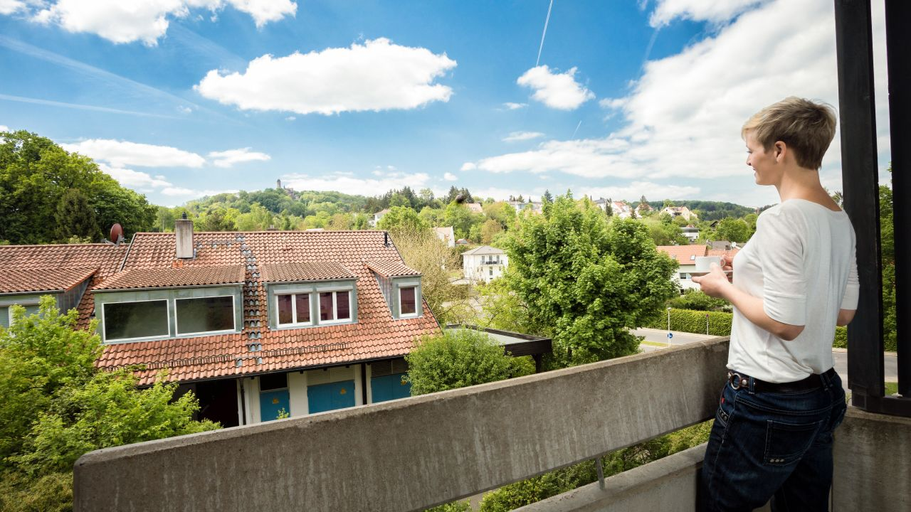 Zeil Voor Balkon : Hotels mit balkon terrasse bamberg u die besten bamberg hotels bei