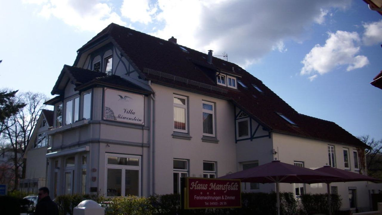 Villa Möwenstein (Timmendorfer Strand) • HolidayCheck (Schleswig ...