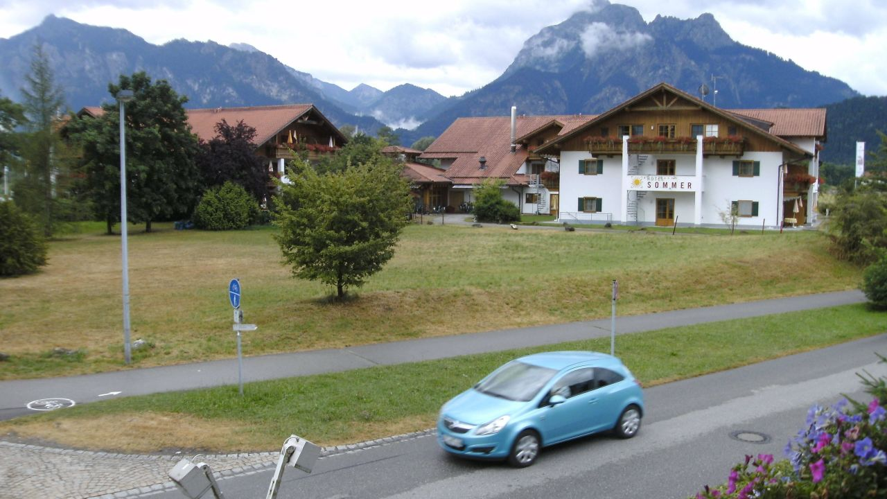 Hotel Pension Haus Am Forggensee in Füssen • HolidayCheck