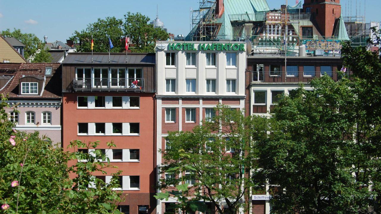 Hotel Hamburg Hafentor