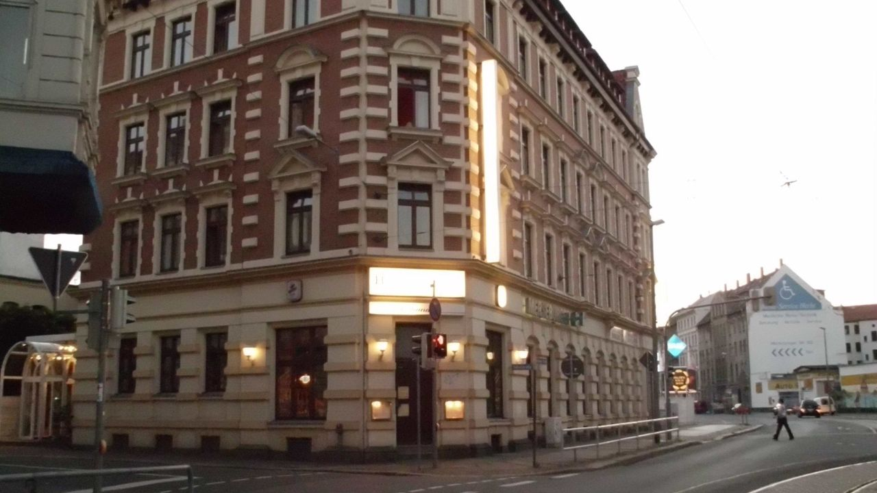 Hotel Merseburger Hof Leipzig