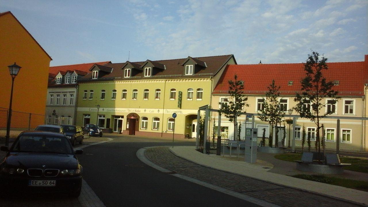 Hotel Arcus (Elsterwerda) • HolidayCheck (Brandenburg   Deutschland)