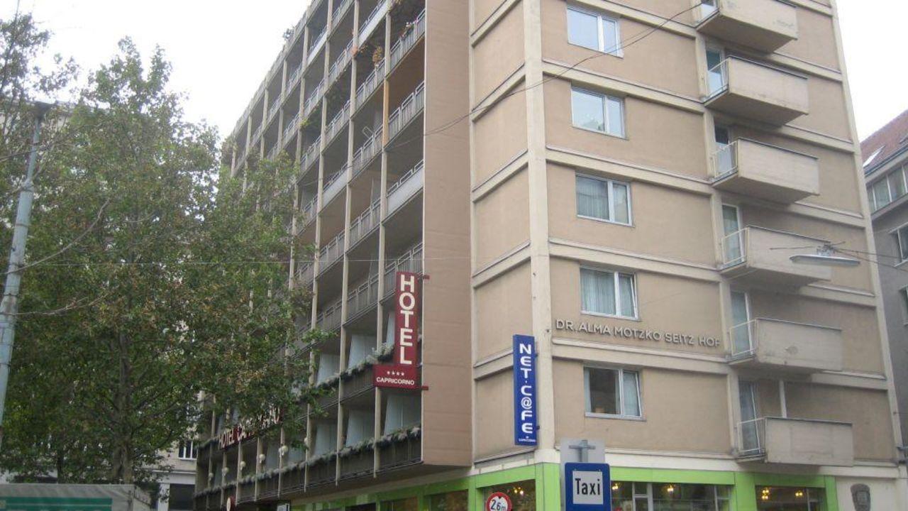 Hotel Capricorno Wien Holidaycheck