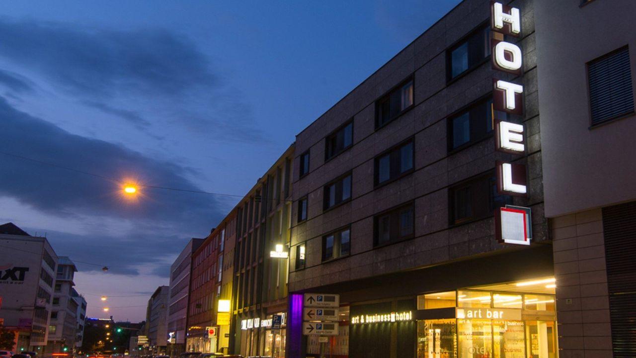 Art Business Hotel Nürnberg Holidaycheck Bayern Deutschland