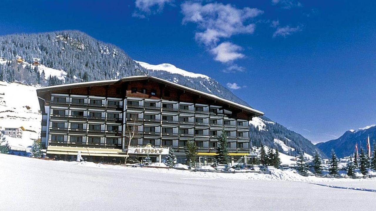 Hotel Alpenhof In St Jakob