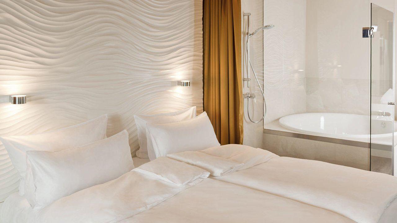 A ja warnem nde das resort in warnem nde holidaycheck for Aja resort warnemunde suite
