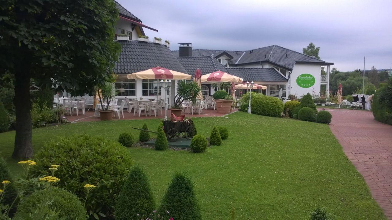 Hotel Kastanienhof (Bad Münder am Deister) • HolidayCheck ...