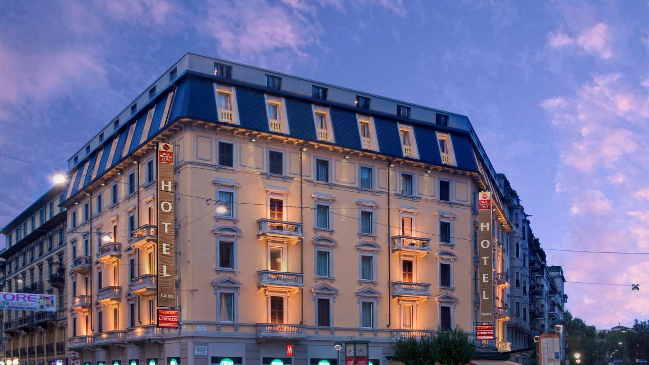 Best Western Plus Hotel Galles Milano