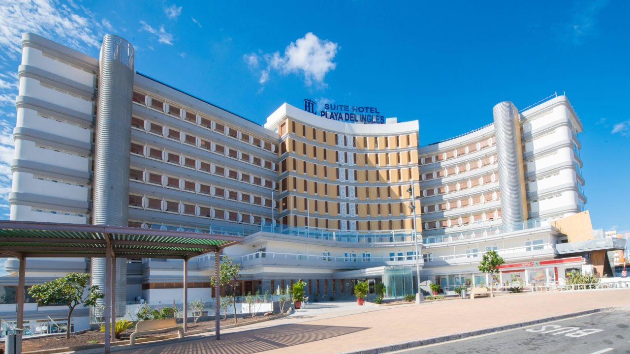 Playa Del Ingles Alle Hotels