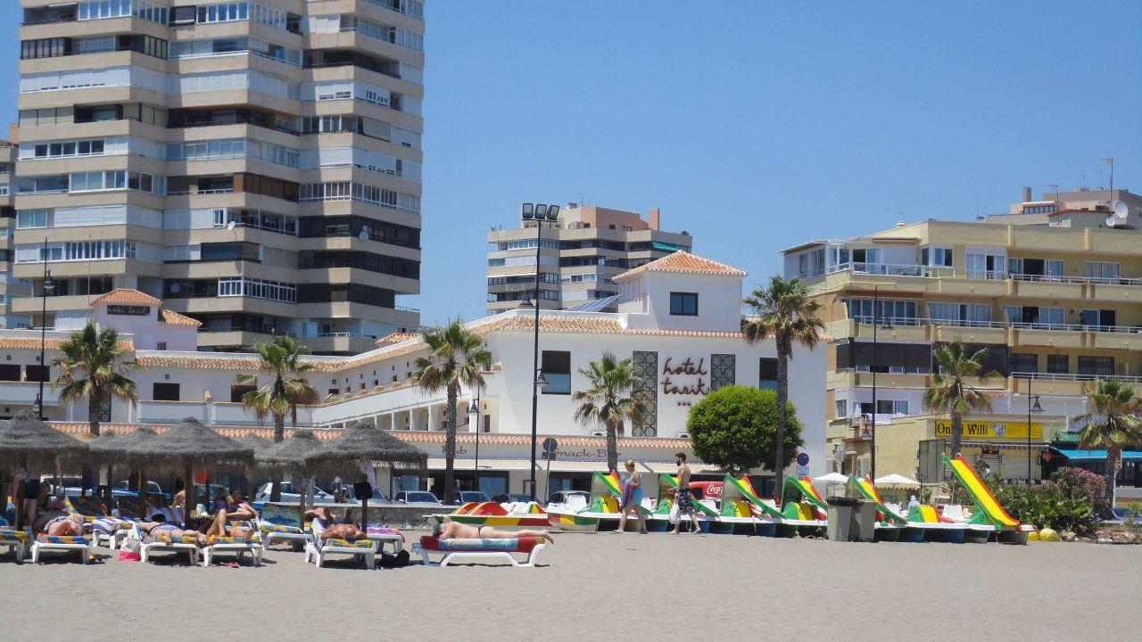 Tarik Hotel Torremolinos Costa Del Sol
