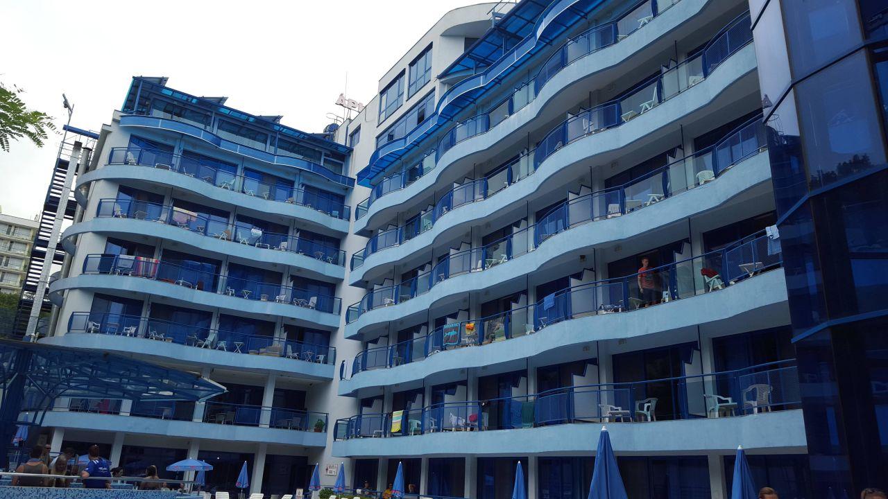 Hotel Aphrodite Bulgarien Goldstrand Bewertung